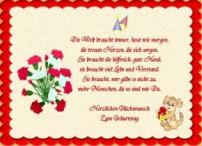 Geburtstag Sprüche U0026 Gedichte Karten Für Männer U0026 Frauen